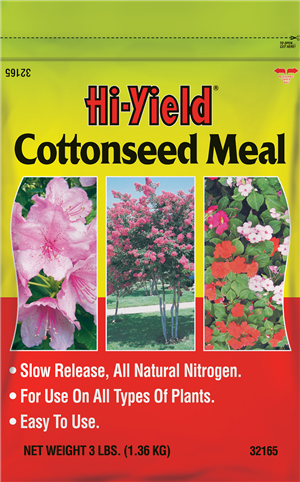 Cottonseed Meal 4 lbs
