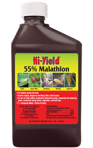 Hi Yield Malathion 55%