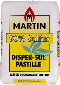 Disper-Sul Granulated Sulfur 50 lbs