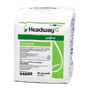 Headway G Fungicide 30 lbs