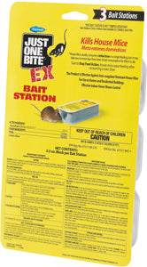 Just 1 Bite Bait Station 3 Pack