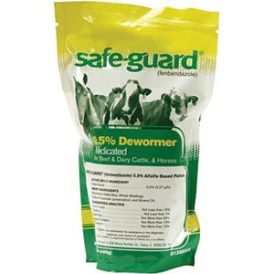 Safe-Guard Pellets