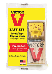 Victor Mouse Trap 2 pack