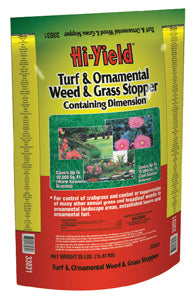Hi Yield Weed & Grass Stopper Pre Emergent for Lawns
