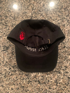 "Black Heroes ""It's Too Late"" Dad Hat"
