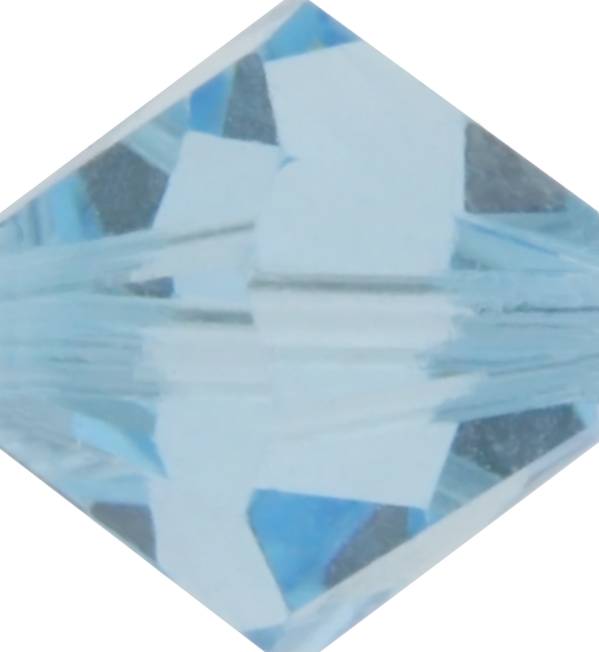 Light Azore Crystal Beads