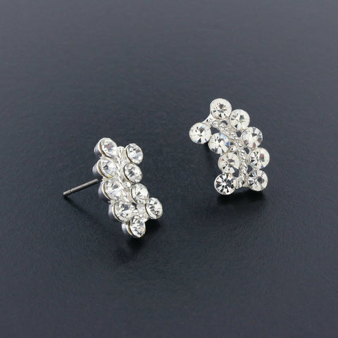 girls white buy earrings classic for yellow chimes designer and crystal grade dp women diamond