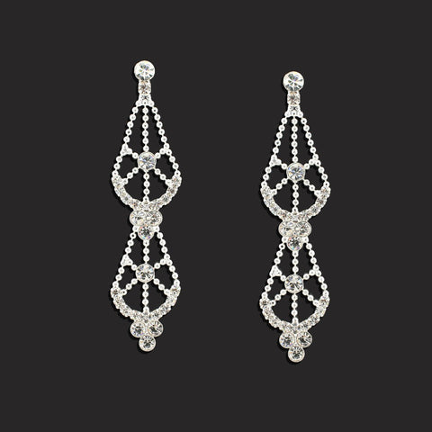 Lace Pattern Earrings