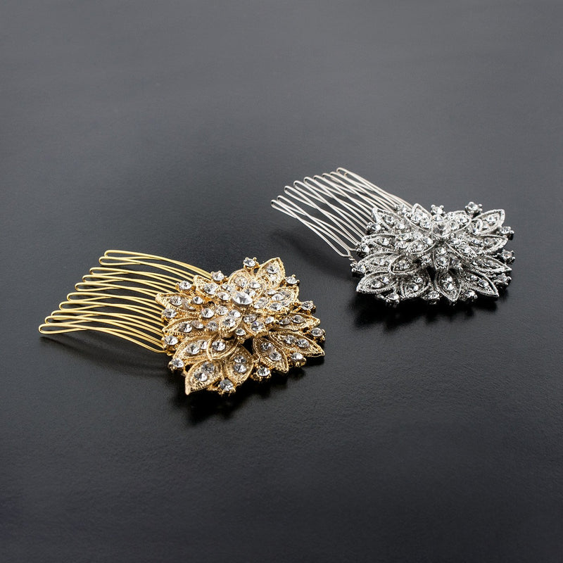 Art Deco Haircomb