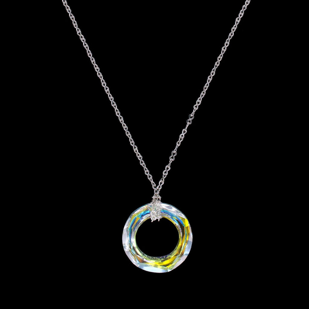 Ring Pendant on Chain