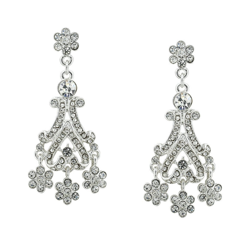 Victorian Style Chandelier Earrings