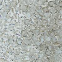Silver Shade Crystal Beads