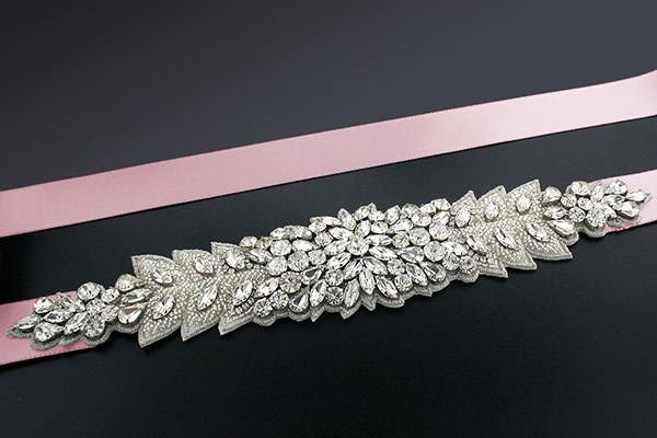 Luxury Bridal Sashes
