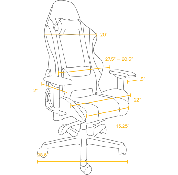 Pleasing Xpression Gaming Chair Zipchair Gaming Dailytribune Chair Design For Home Dailytribuneorg