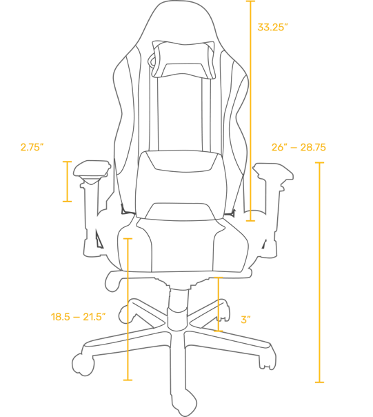 Swell Xpression Gaming Chair Zipchair Gaming Dailytribune Chair Design For Home Dailytribuneorg