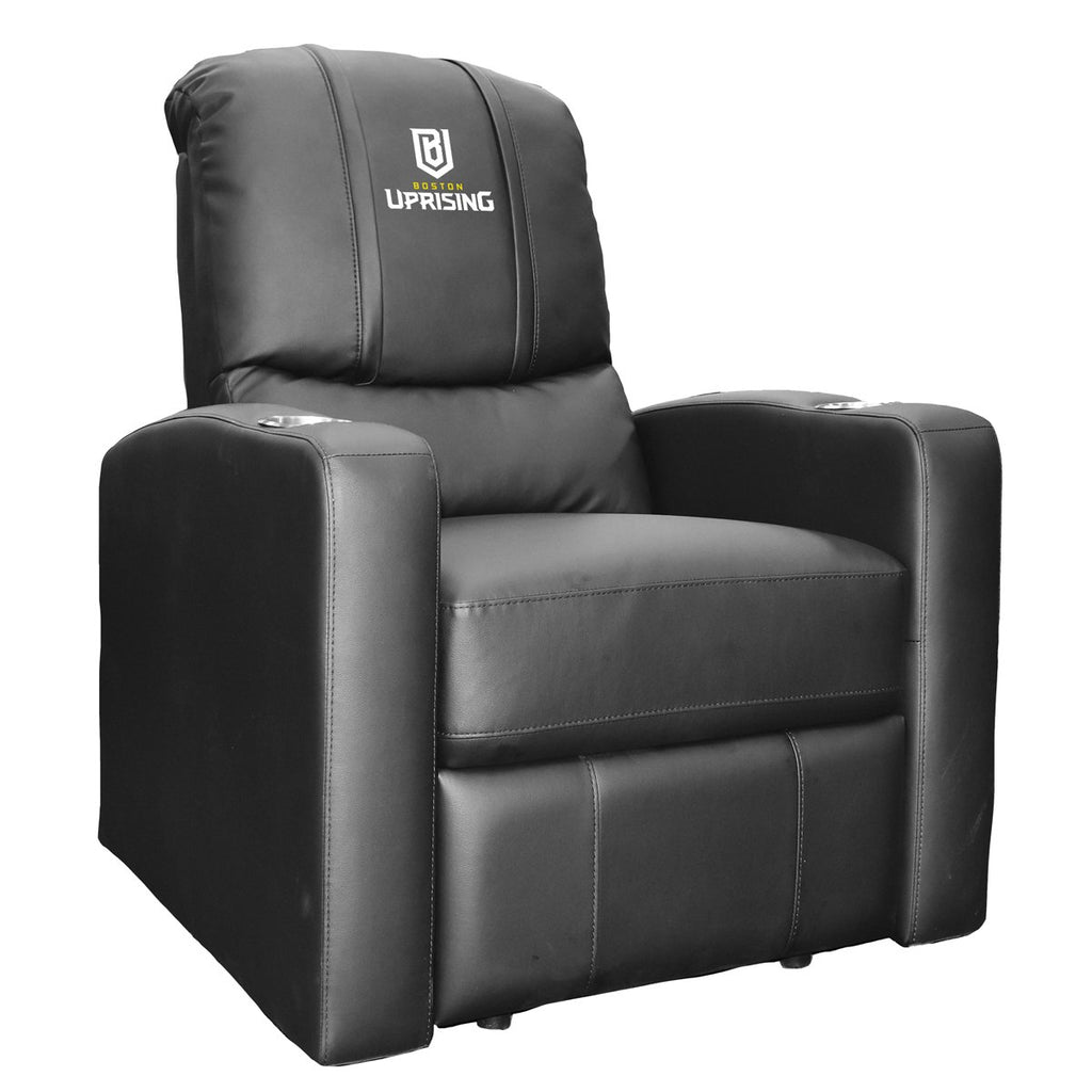 Boston Uprising Stealth Recliner with Logo