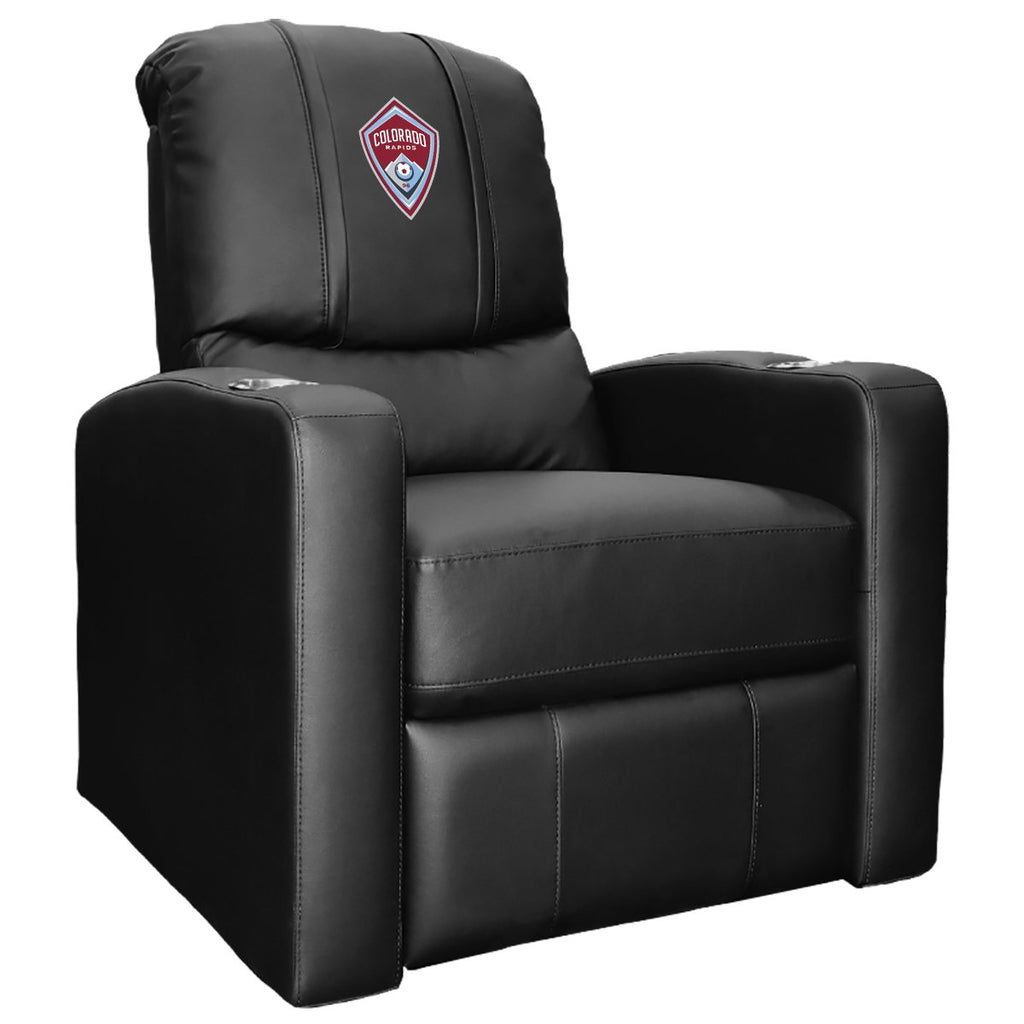 Stealth Recliner with Colorado Rapids Logo