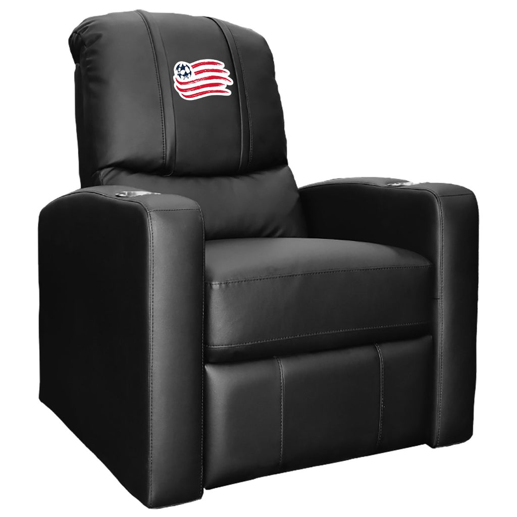 Stealth Recliner with New England Revolution Logo