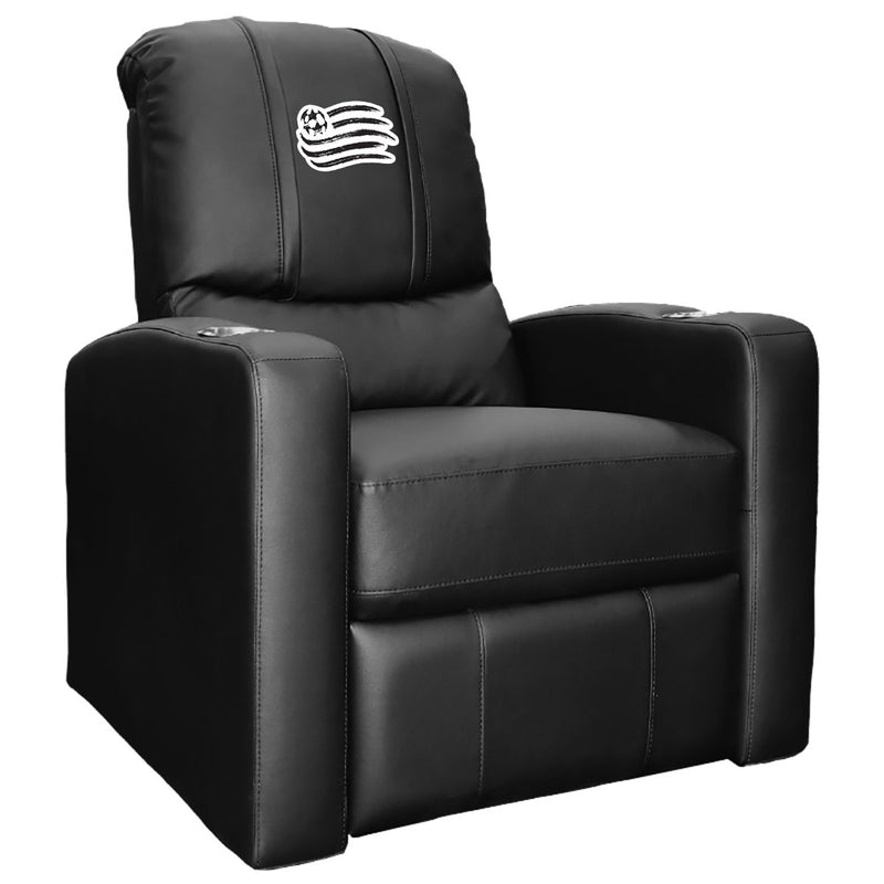 Stealth Recliner with New England Revolution Alternate Logo