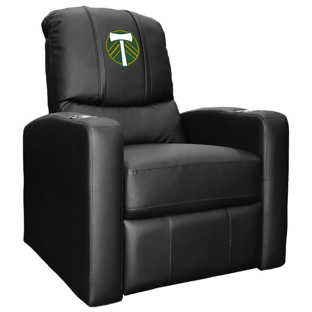 Stealth Recliner with Portland Timbers Logo