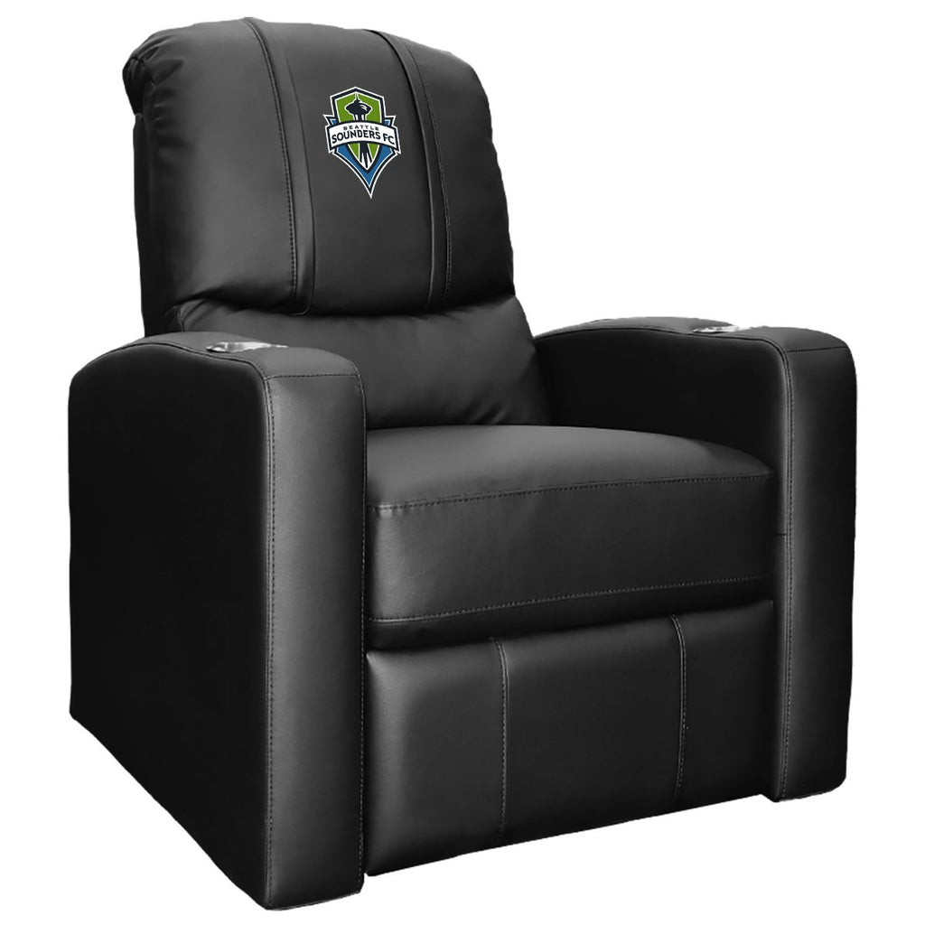 Stealth Recliner with Seattle Sounders Logo