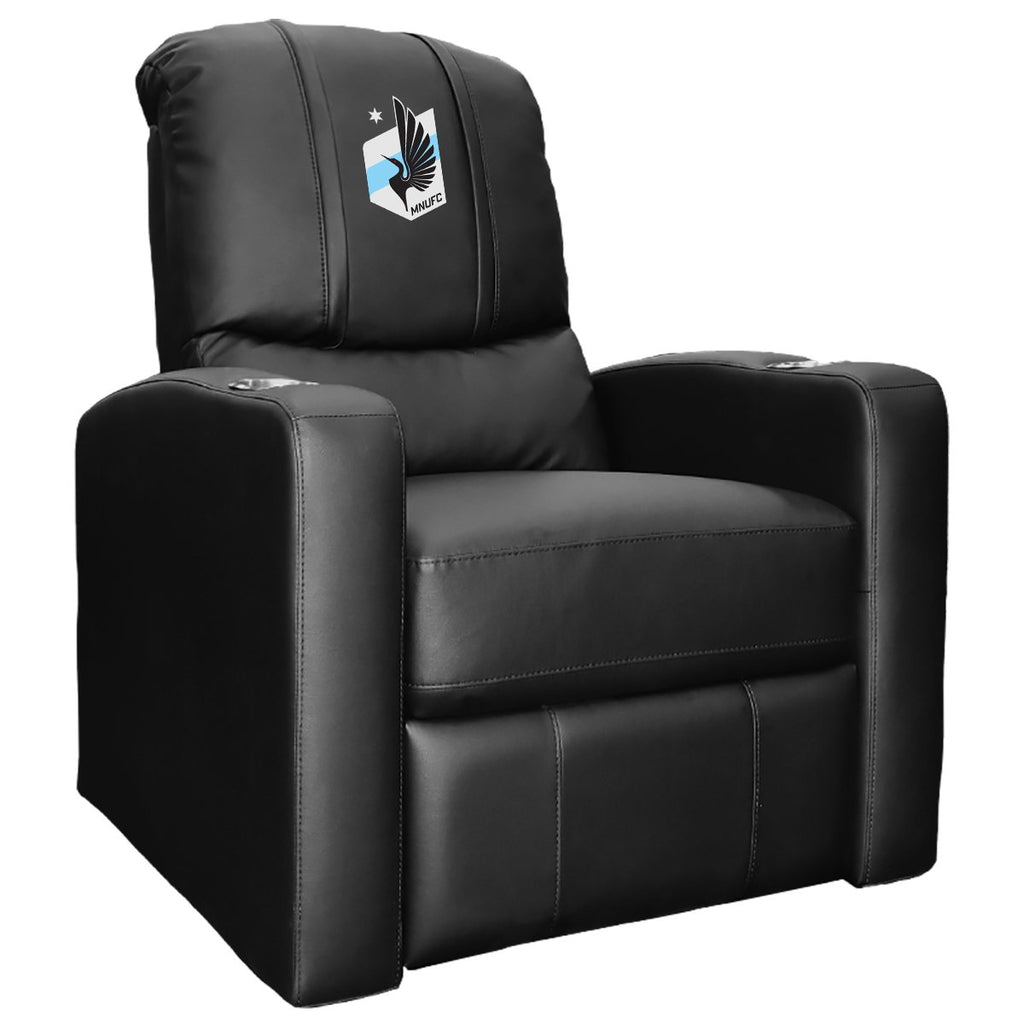 Stealth Recliner with Minnesota United FC Logo