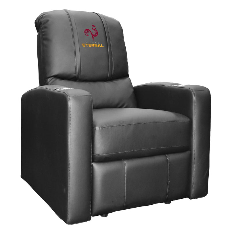 Paris Eternal Stealth Recliner with Logo