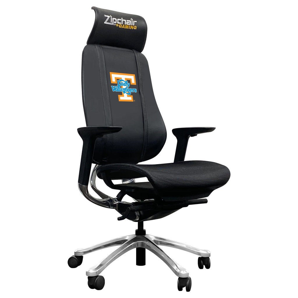 PhantomX Gaming Chair with Tennessee Lady Volunteers Logo