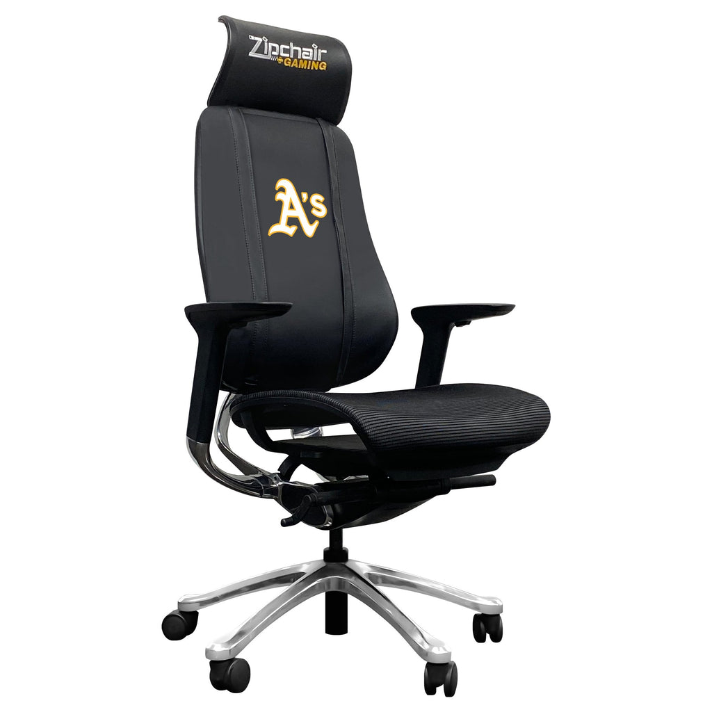 PhantomX Mesh Gaming Chair with Oakland Athletics Secondary