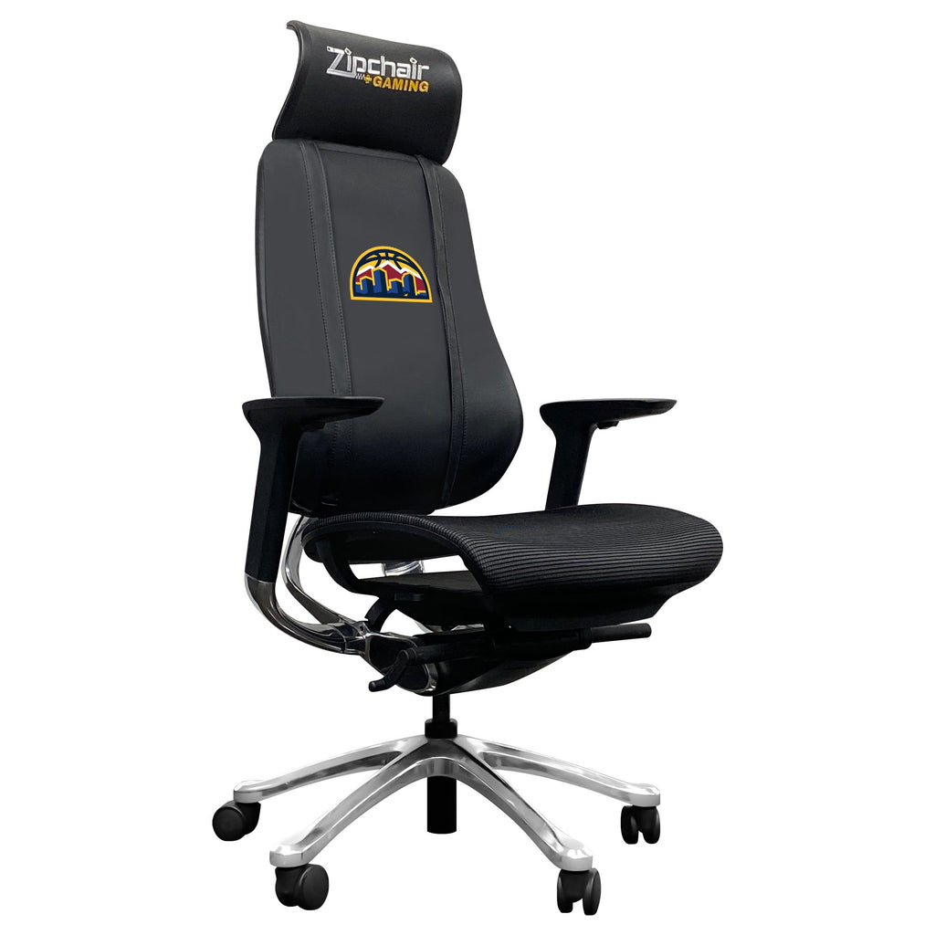 PhantomX Mesh Gaming Chair with Denver Nuggets Alternate Logo