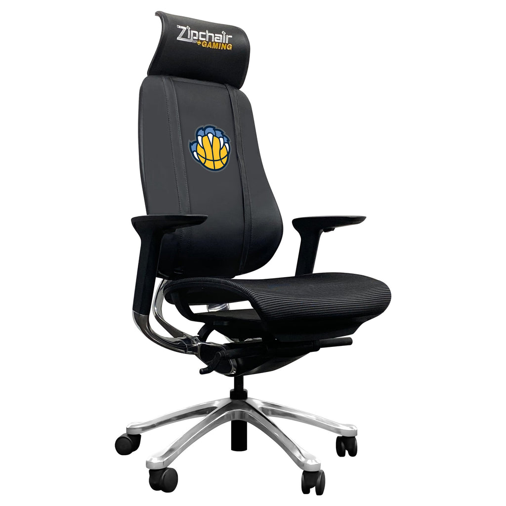 PhantomX Mesh Gaming Chair with Memphis Grizzlies Secondary Logo