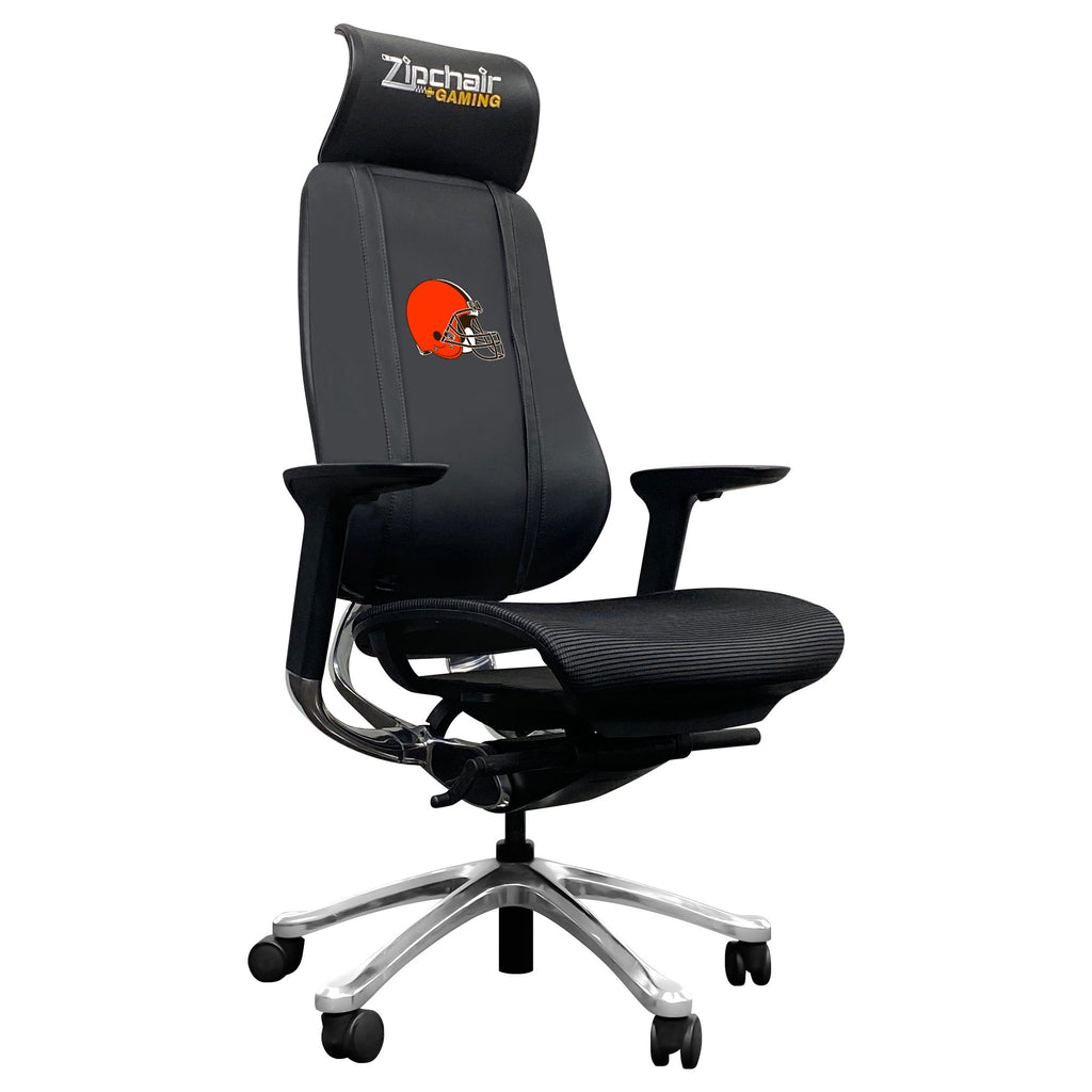 PhantomX Mesh Gaming Chair with  Cleveland Browns Primary Logo