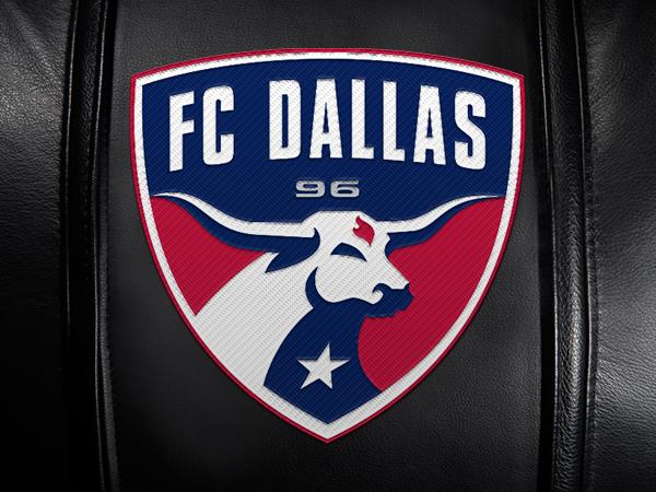 FC Dallas Logo Panel Standard Size