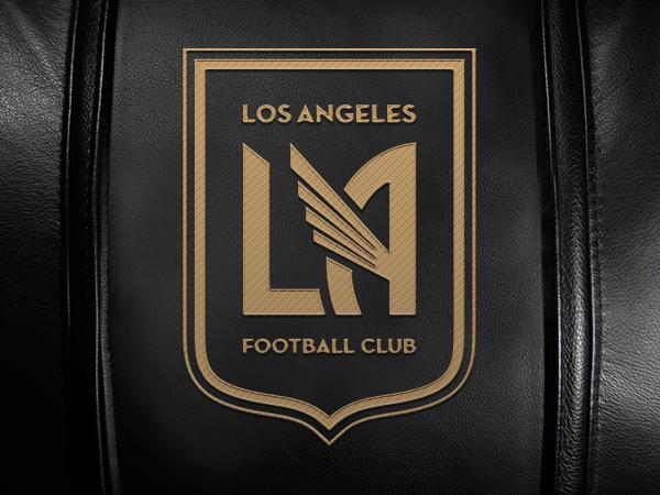 Los Angeles FC Logo Panel Standard Size