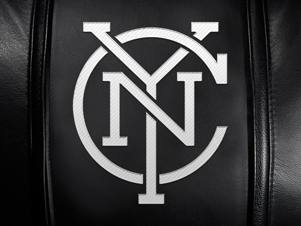 New York City FC Alternate Logo Panel Fits Xpression Gaming Chair Only