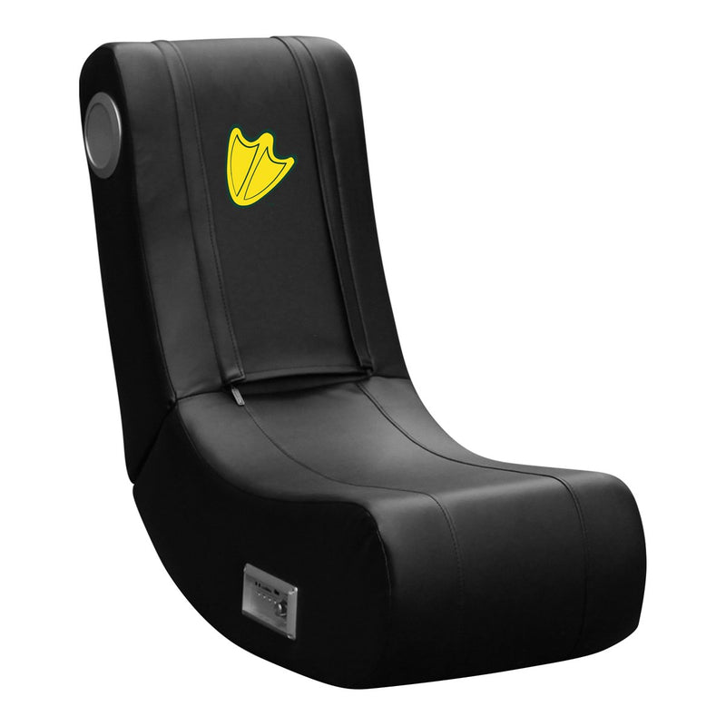 Game Rocker 100 with University of Oregon Ducks Logo Panel with Secondary logo