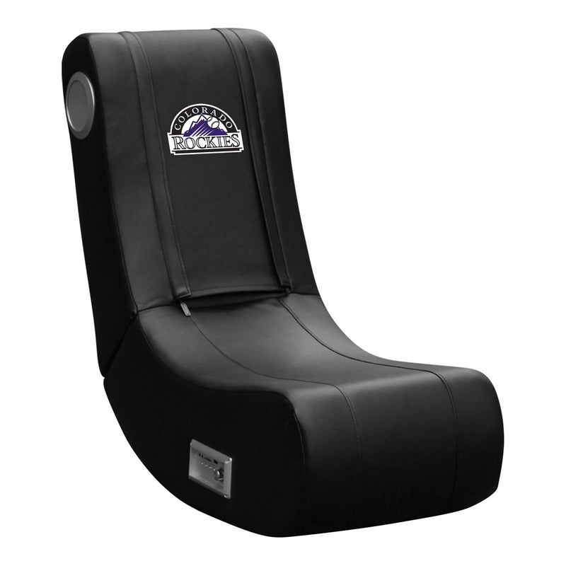 Game Rocker 100 with Colorado Rockies Logo