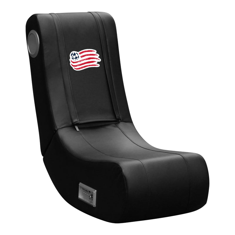 Game Rocker 100 with New England Revolution Logo
