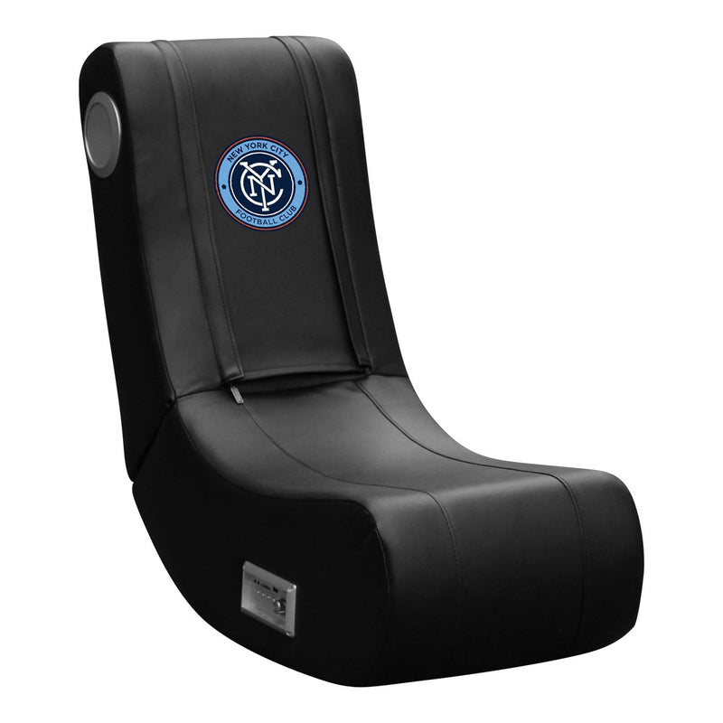 Game Rocker 100 with New York City FC Logo