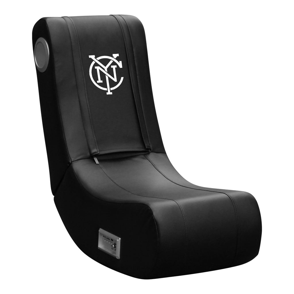 Game Rocker 100 with New York City FC Secondary Logo