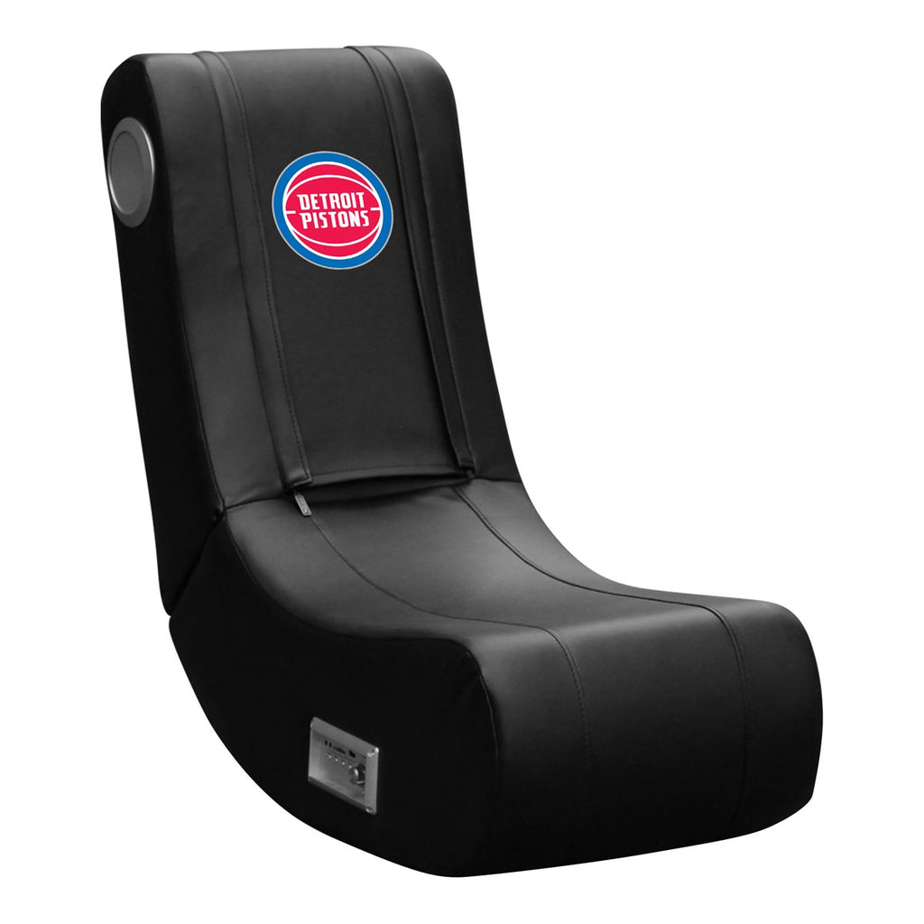 Game Rocker 100 with Detroit Pistons Logo