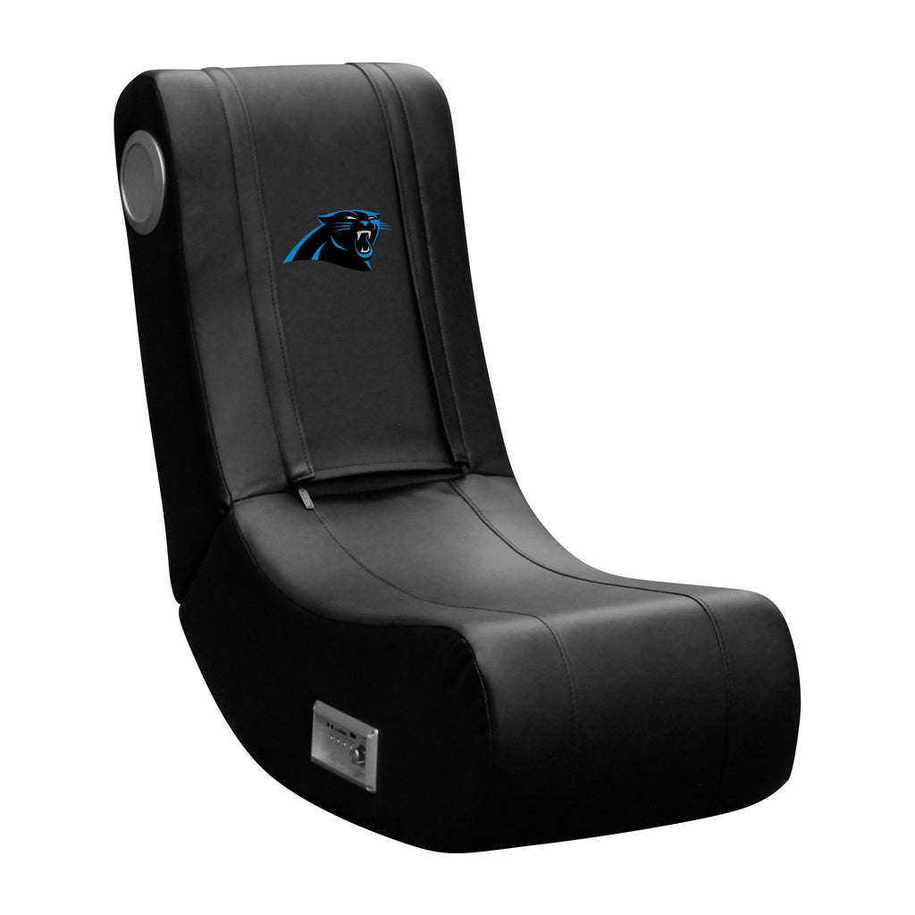 Game Rocker 100 with  Carolina Panthers Primary Logo