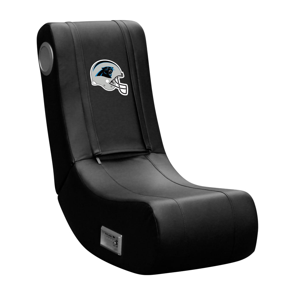 Game Rocker 100 with  Carolina Panthers Helmet Logo