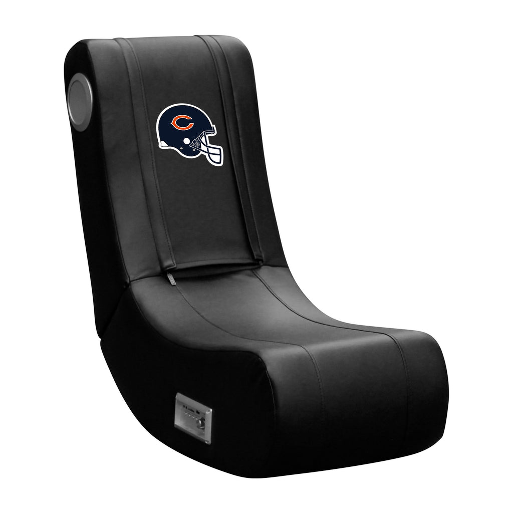 Game Rocker 100 with  Chicago Bears Helmet Logo