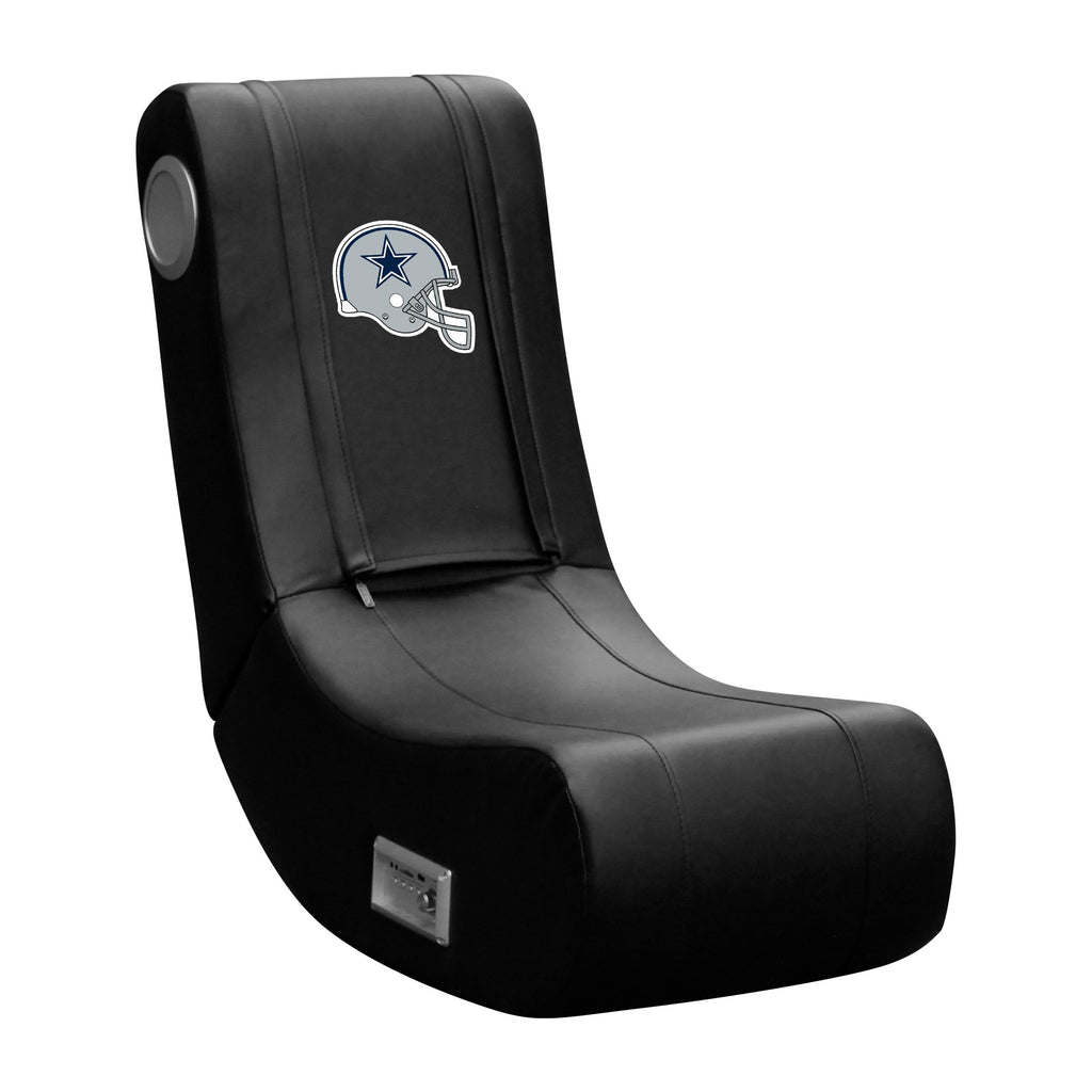 Game Rocker 100 with  Dallas Cowboys Helmet Logo