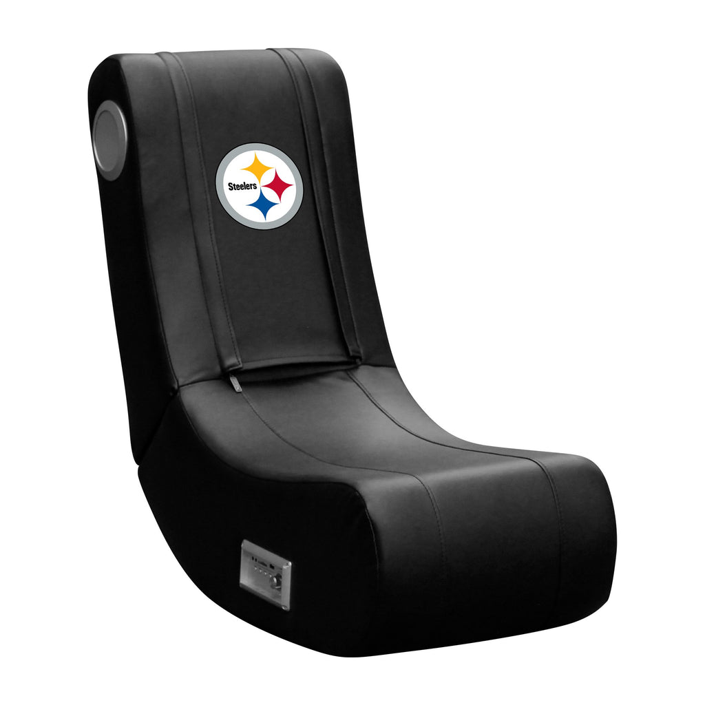 Game Rocker 100 with  Pittsburgh Steelers Primary Logo
