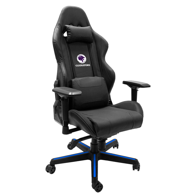 Los Angeles Gladiators Xpression Gaming Chair with Logo