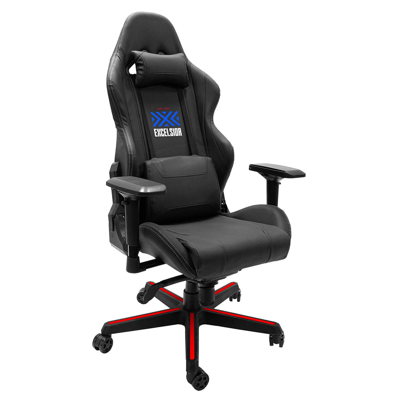 George Mason Patriots Xpression Gaming Chair with Logo