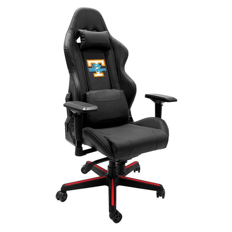 Tennessee Lady Volunteers Xpression Gaming Chair with Logo