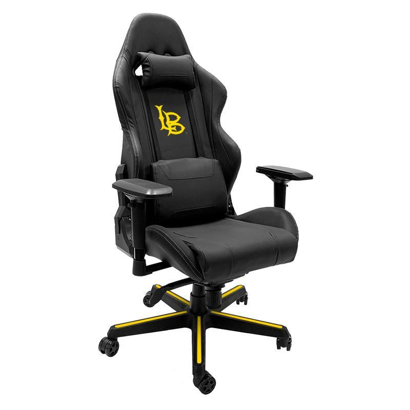 Long Beach State 49ers Xpression Gaming Chair with Logo